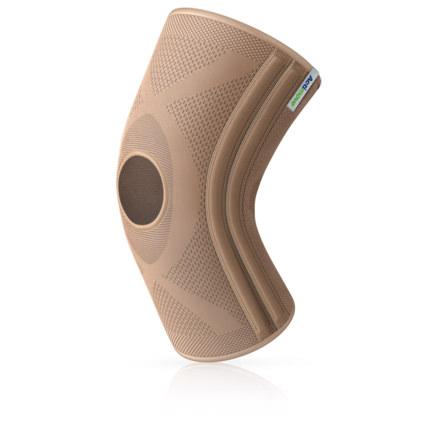 Actimove Knee Support Open Patella, 4 Stays, Beige