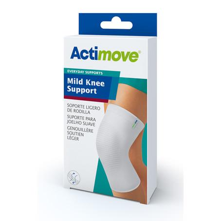 Actimove Mild Knee Support White