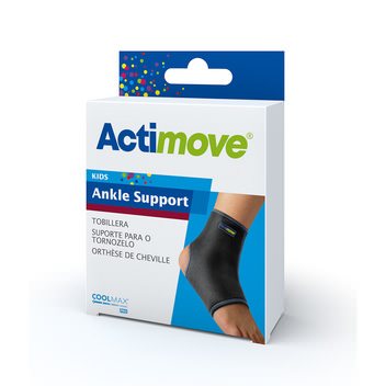 Actimove Kids Ankle Support, Navy
