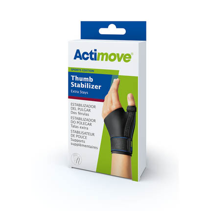 Actimove Thumb Stabilizer, Extra Stays
