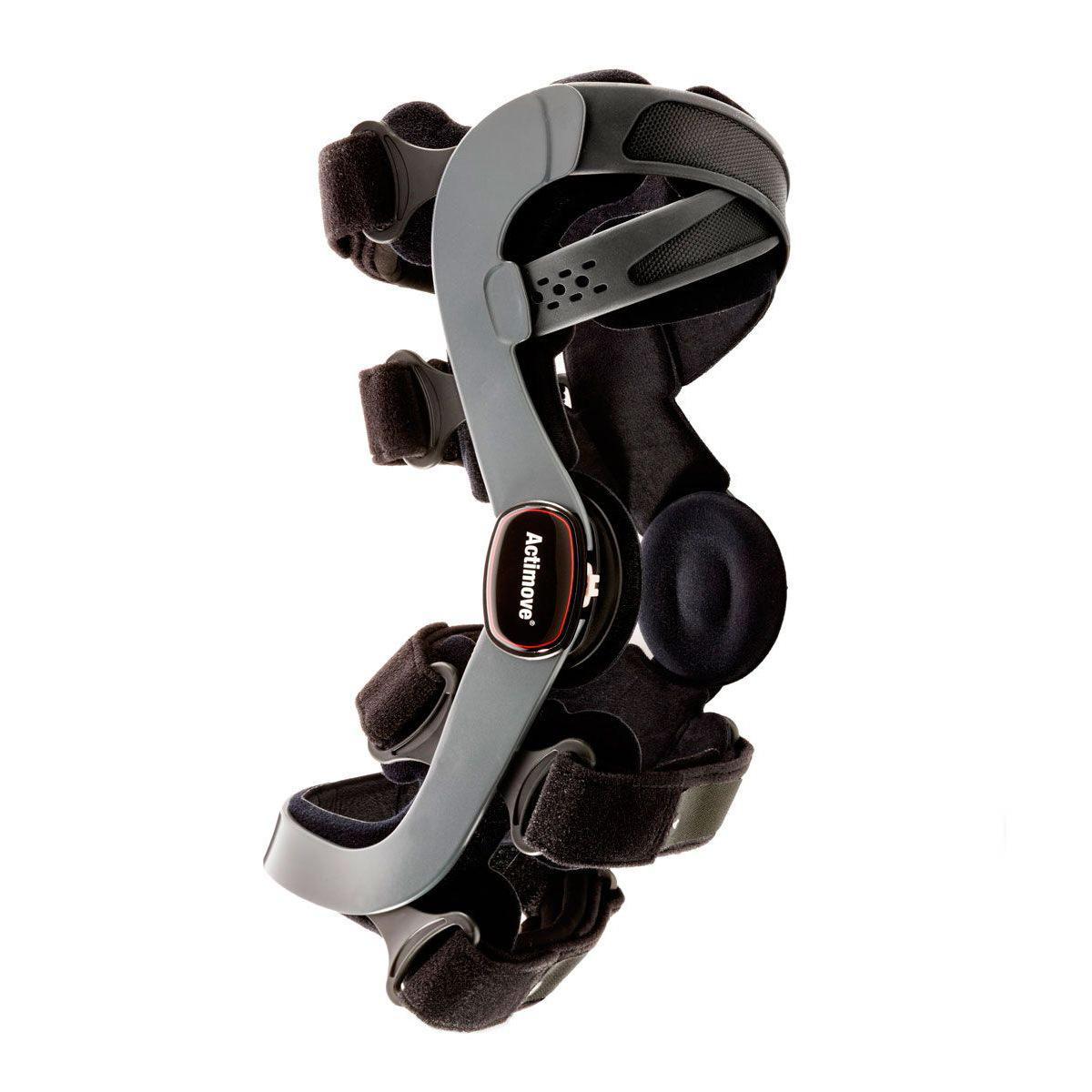 Actimove Step Thru Dynamic Thigh Cuff Functional Knee Brace, Black