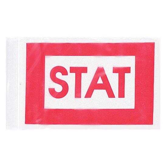 Action Health STAT Reclosable Zip Bags