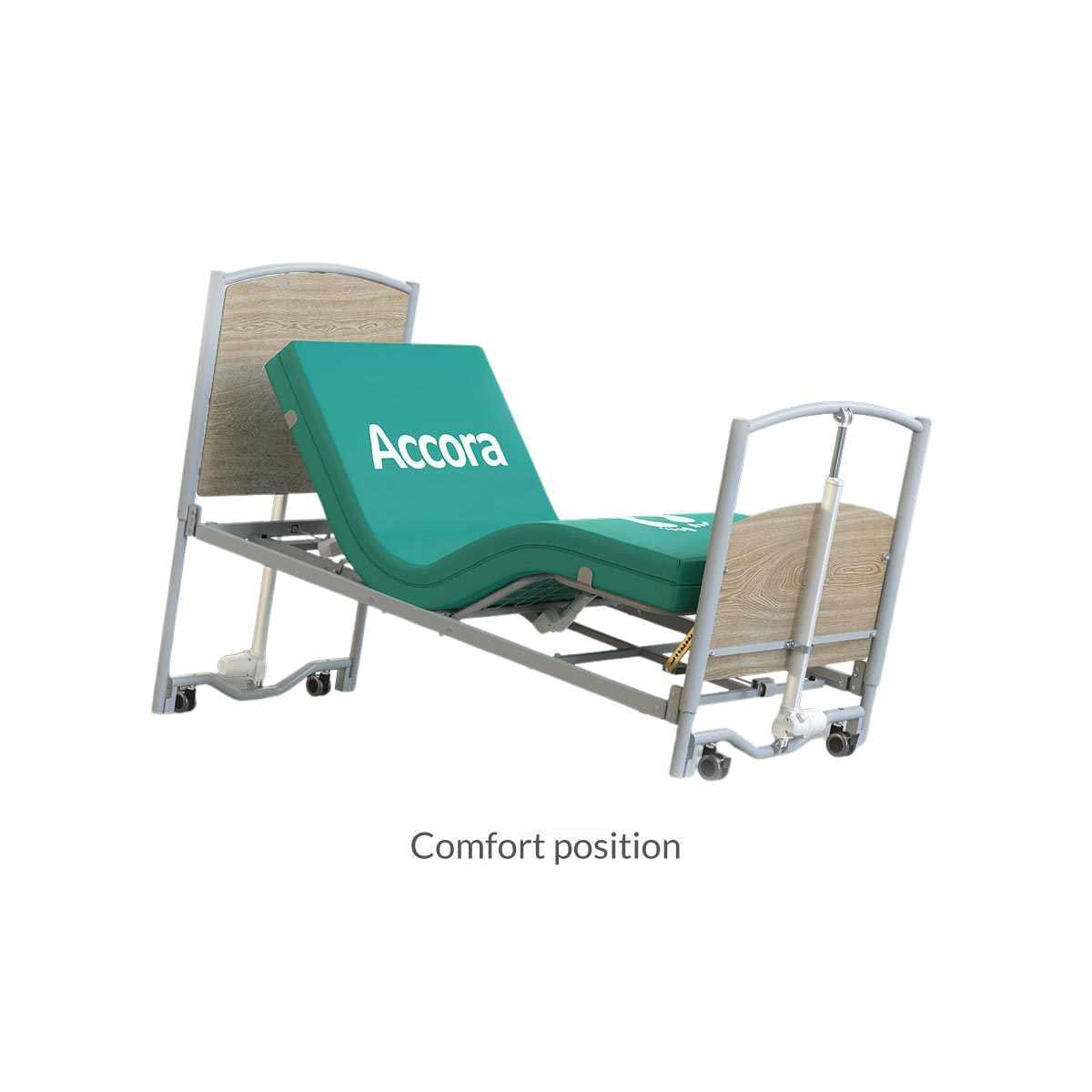 Accora FloorBed 1 - Comfort position