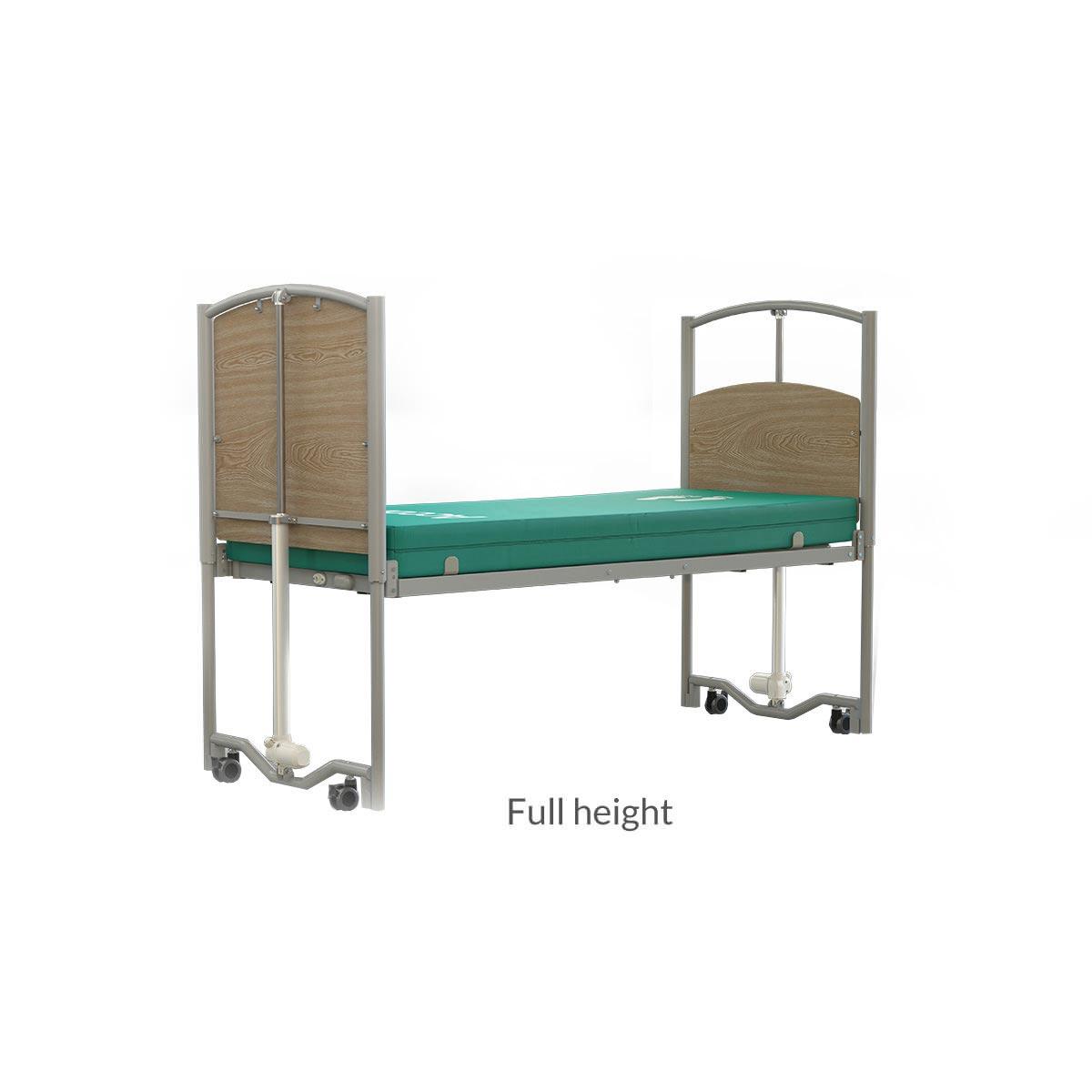 Accora Floor Bed 1 plus - Full height