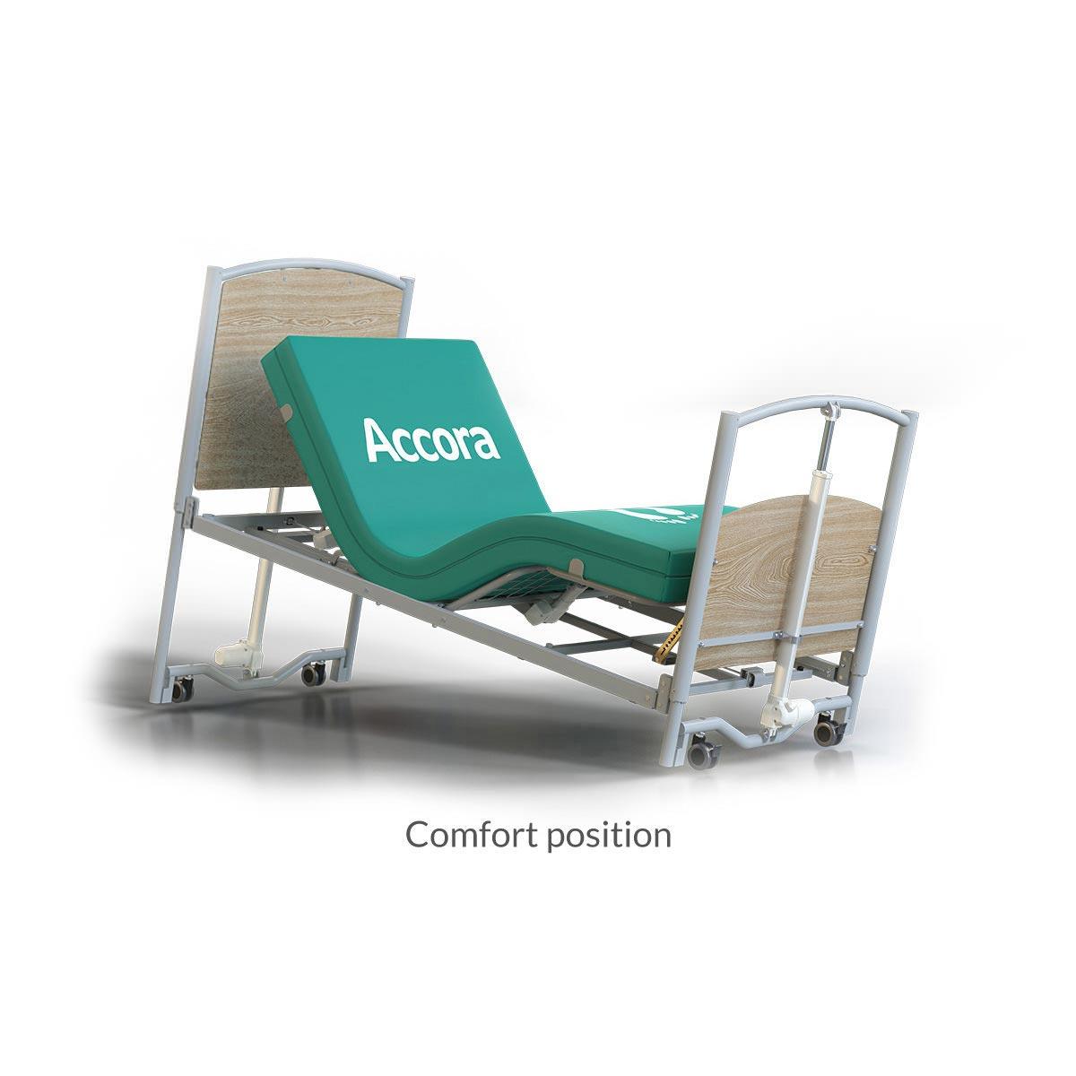 Accora Floor Bed 1 plus - comfort position