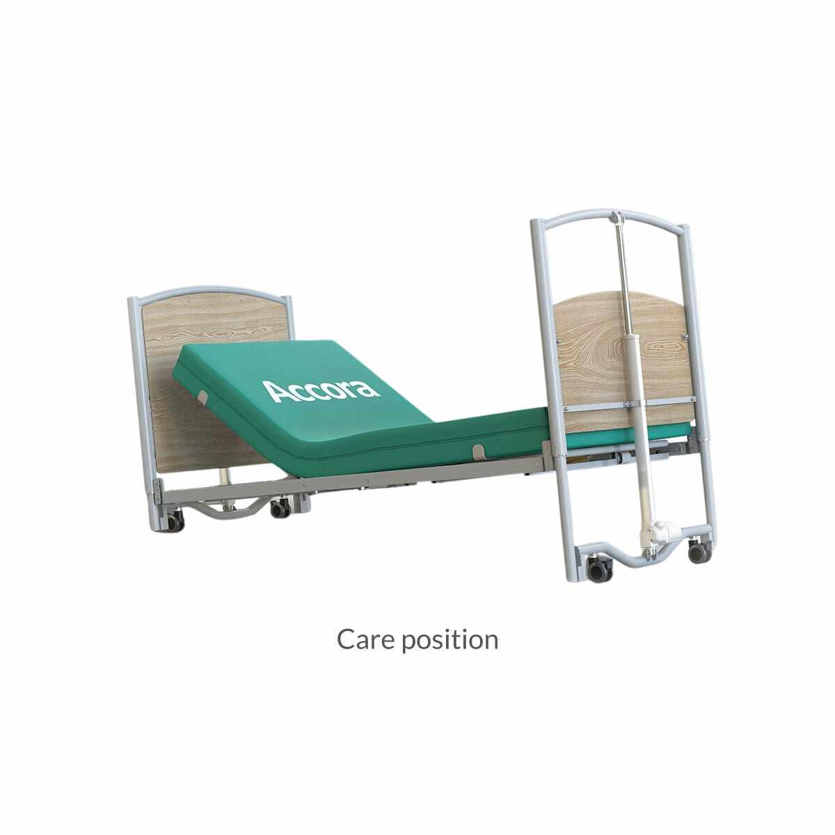 Accora Floor Bed 1 plus - care position