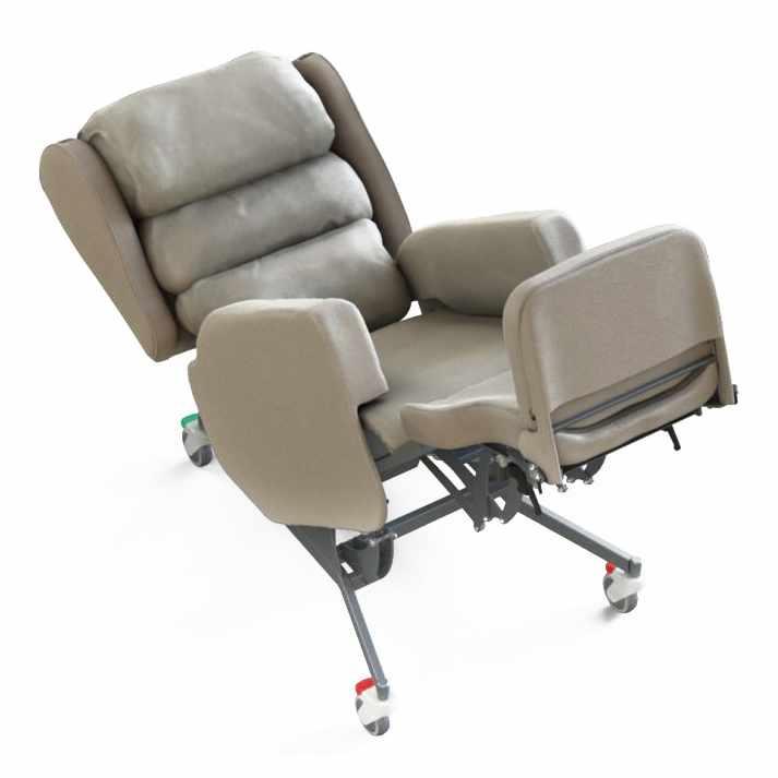 Accora Configura Advance Mobile Care Chair | Medicaleshop