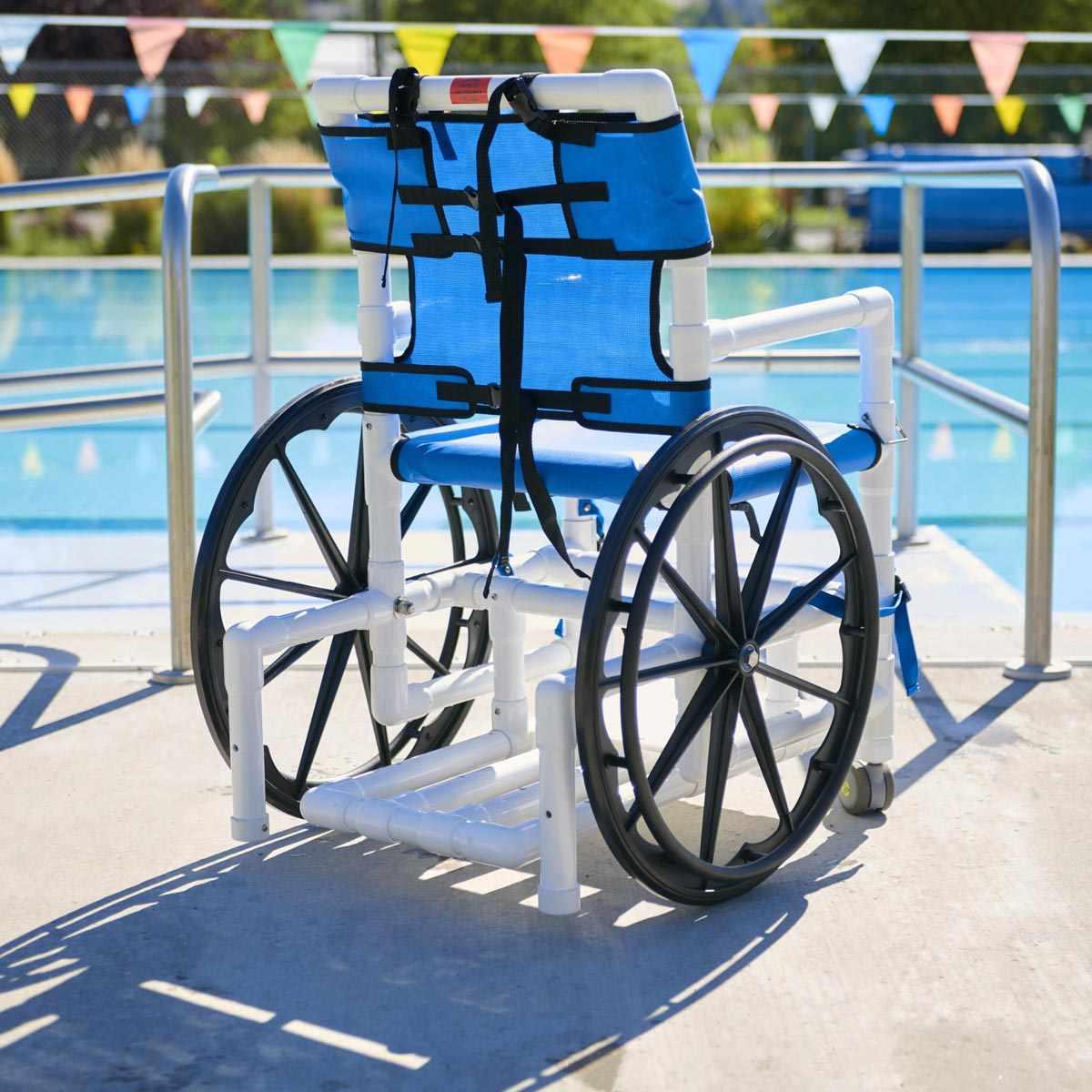 Aqua creek PVC pool chair