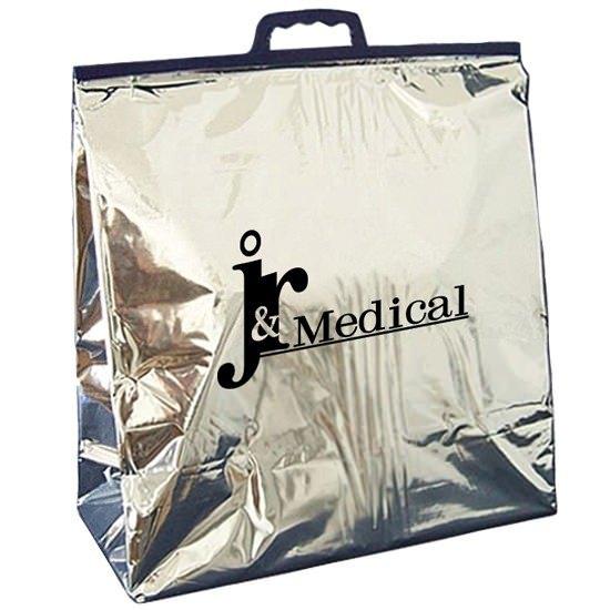 Action Health Foil Handle Bags