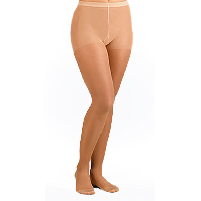 Activa Sheer Compression Therapy Waist Control Top