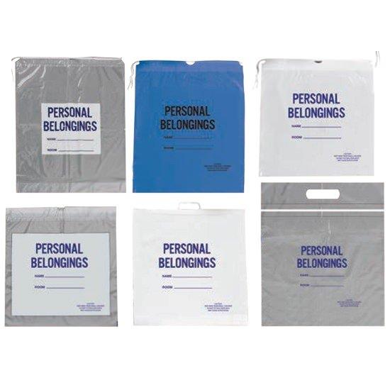 Action Health Patient Belonging Bags