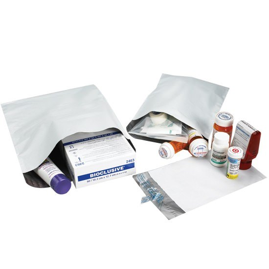 Action Health Poly Mailers