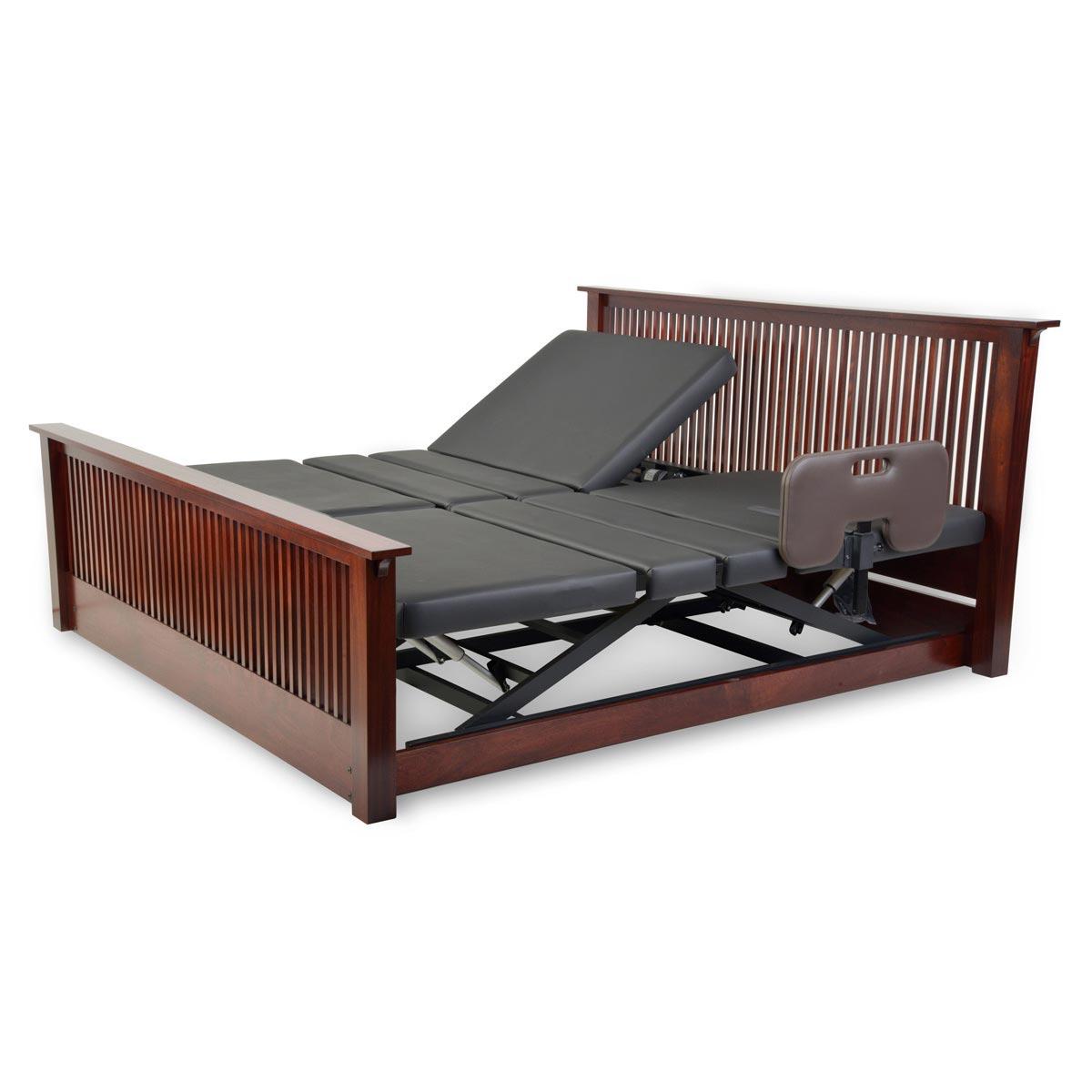 Assured Comfort Platform Series Adjustable Bed | Medicaleshop