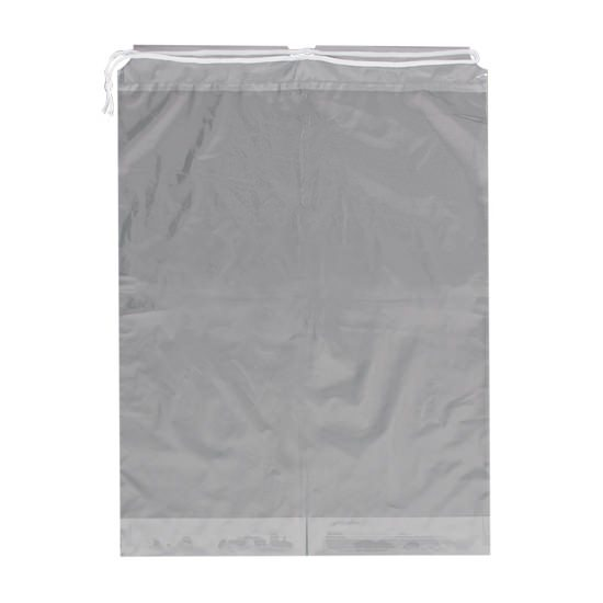 Action Health Clear Drawstring Bags