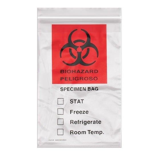 Econo-Zip Specimen Bags