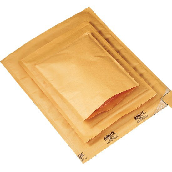 Action Health Self-Seal Bubble Cushioned Mailers