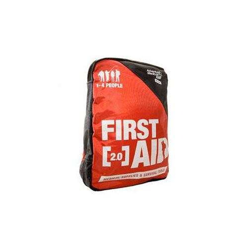 "Tender Corp Adventure 2.0 First Aid Kit 6"" x 8-1/2"" x 1-1/2"""