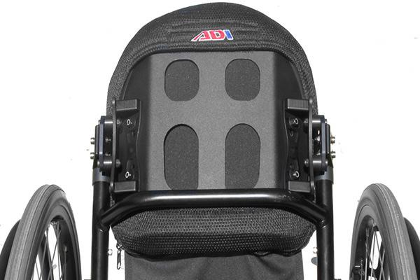 ADI aluminum series back - tall