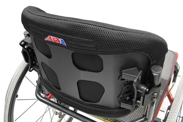 ADI aluminum back - extra tall