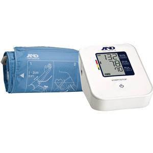 A&D Medical Blood Pressure Monitor, 9""