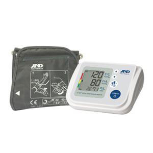 A&D Medical Upper Arm Automatic Blood Pressure Monitor
