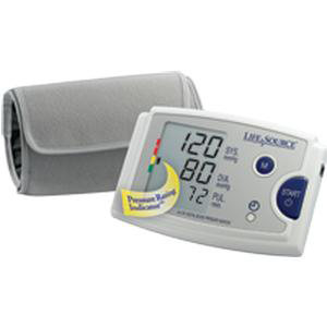 A&D Medical Quick Response Blood Pressure Monitor with Easy-Fit Cuff
