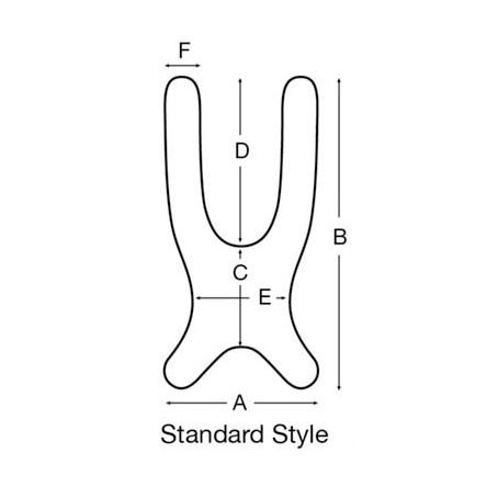 AirLogic Standard Zipped Trunk Support