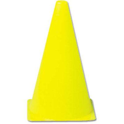Agility Cone, Yellow, 9 Inch