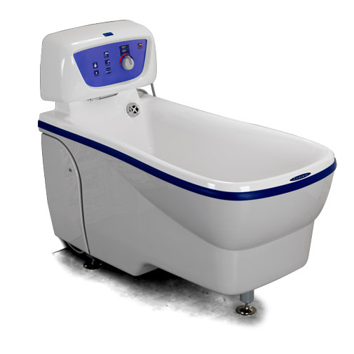 Arjo Century sit bath system