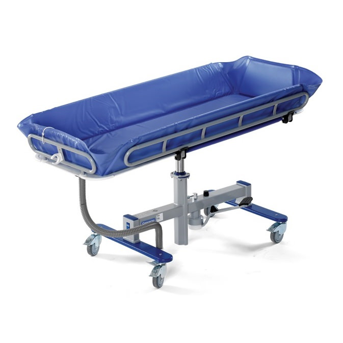 Arjo Concerto pediatric shower trolley- hydraulic