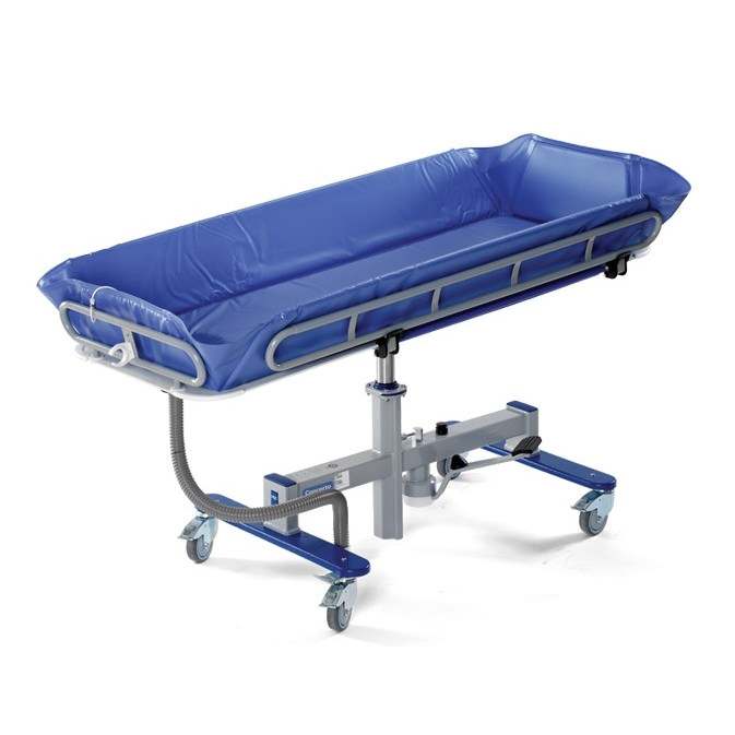 Arjo Concerto shower trolley