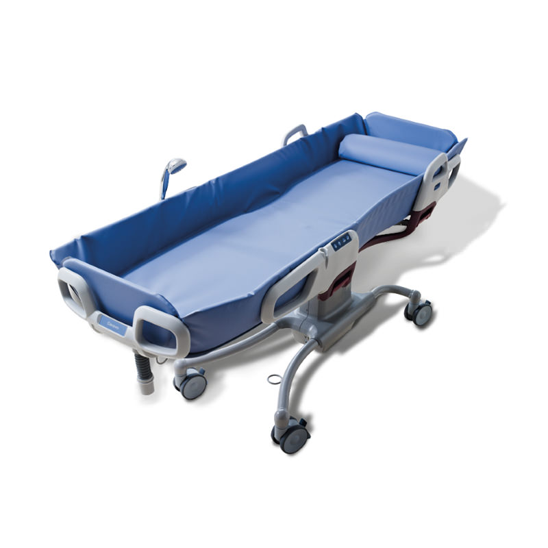 Arjo Carevo shower trolley