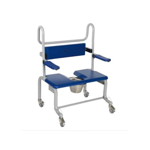 Arjo Carmina basic bariatric commode chair