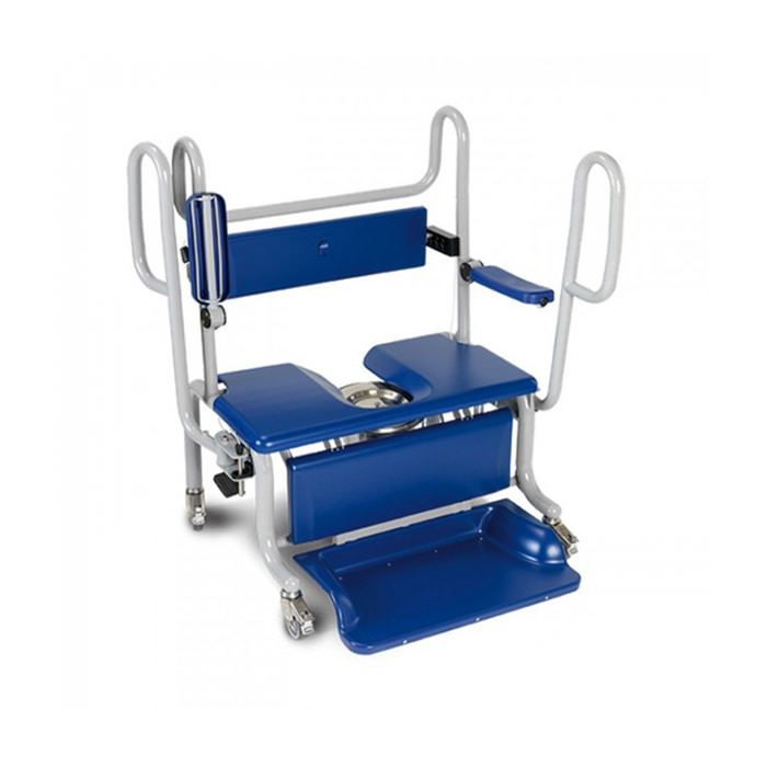 Arjo Carmina bariatric commode shower chair