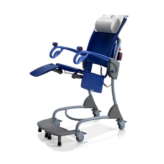 Arjo Carino height adjustable hygiene shower chair