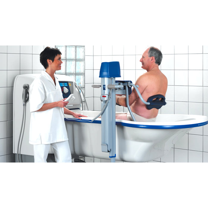 Arjo Calypso bath chair