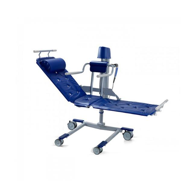 Arjo Bolero pediatric bath lift trolley