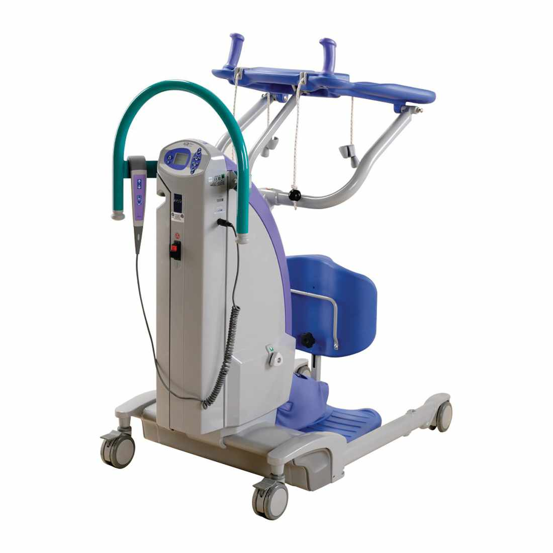 Arjohuntleigh Sara Plus Powered Standing And Raising Aid | Medicaleshop