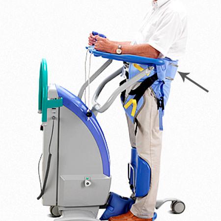 Arjo transfer/walking sling for sara plus