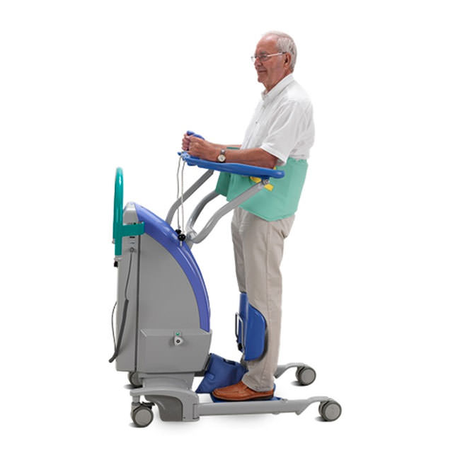 Arjo standard wipe down standing sling
