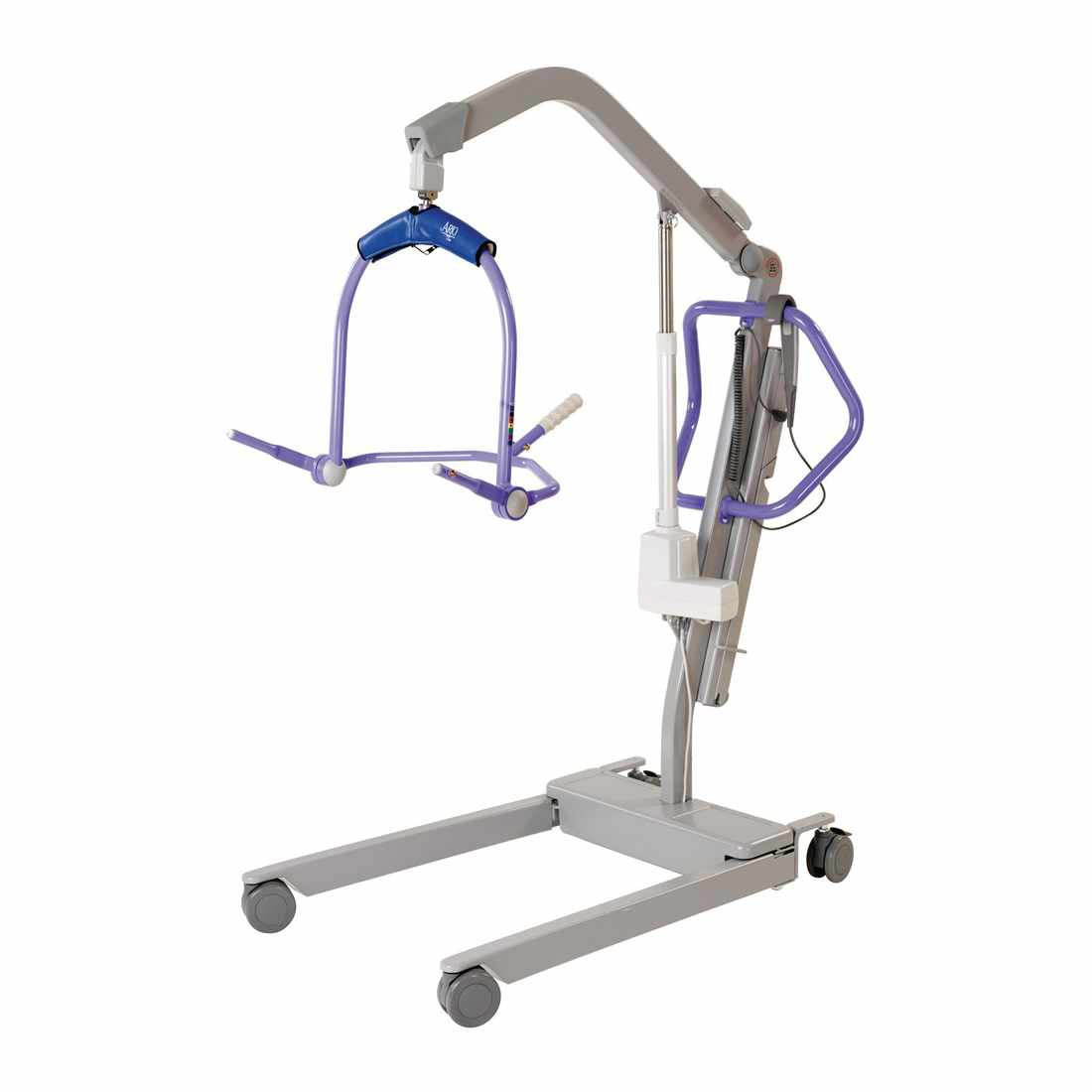 Arjo Maxi 500 power patient lift with manual DPS