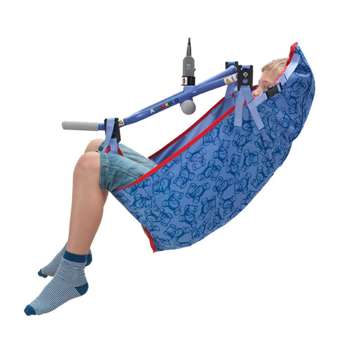 Arjo pediatric padded clip sling for 4-point patient lift - MAA4020M