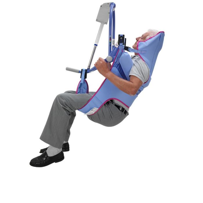 Arjo toilet padded clip sling - MAA4031M