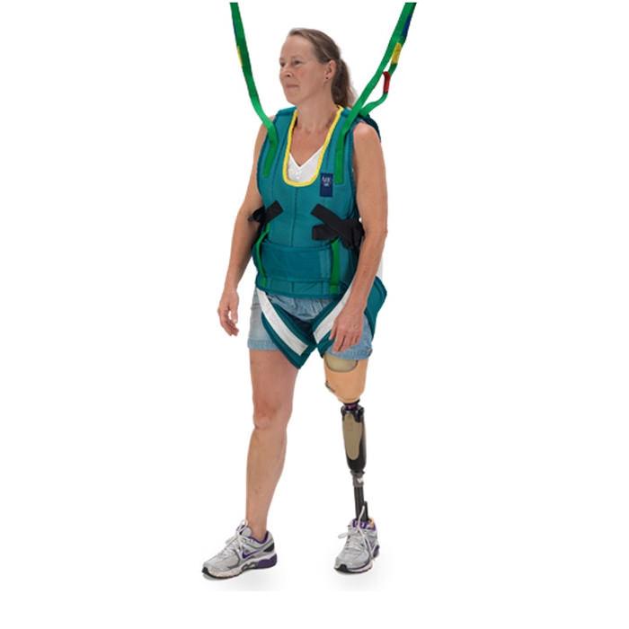 Arjo walking jacket for 2-point patient lift