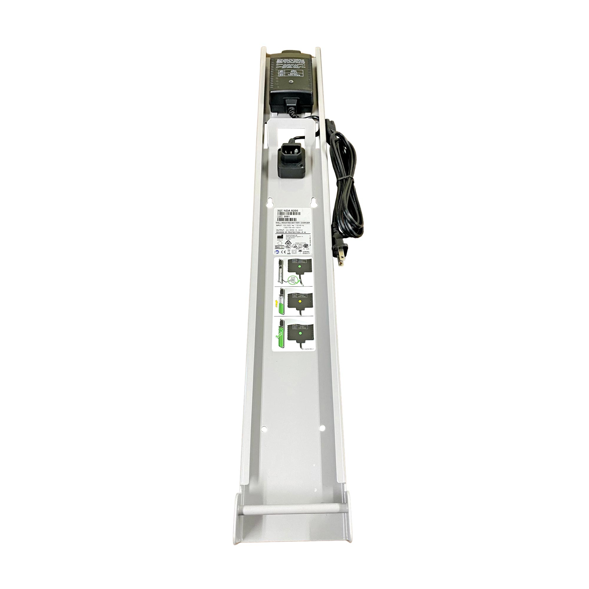 ArjoHuntleigh battery charger for Maxi Move, Sara 3000