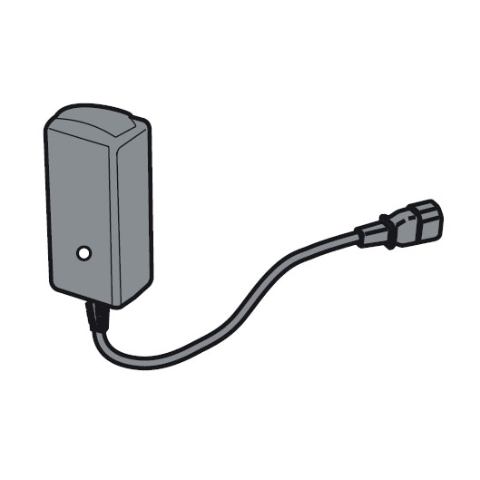 ArjoHuntleigh battery charger for Carendo