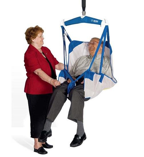 Arjo ErgoFit Hammock 6 strap sling