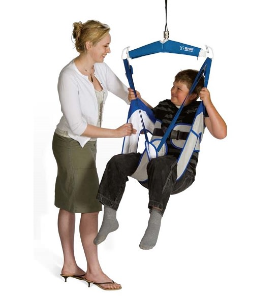 ErgoFit toileting sling