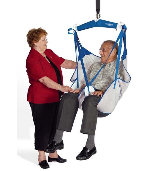 Arjo ErgoFit® Quick fit loop sling