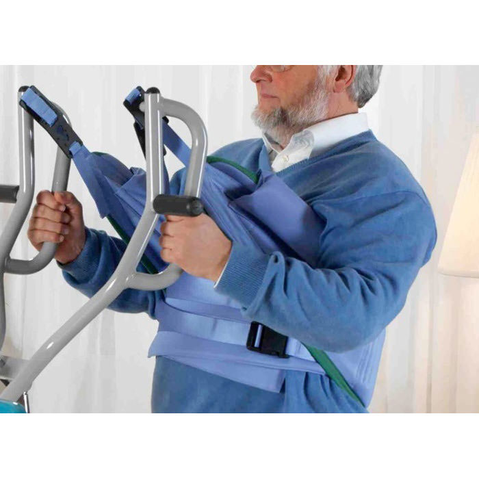 ArjoHuntleigh Deluxe comfort sling for stand up patient lifts